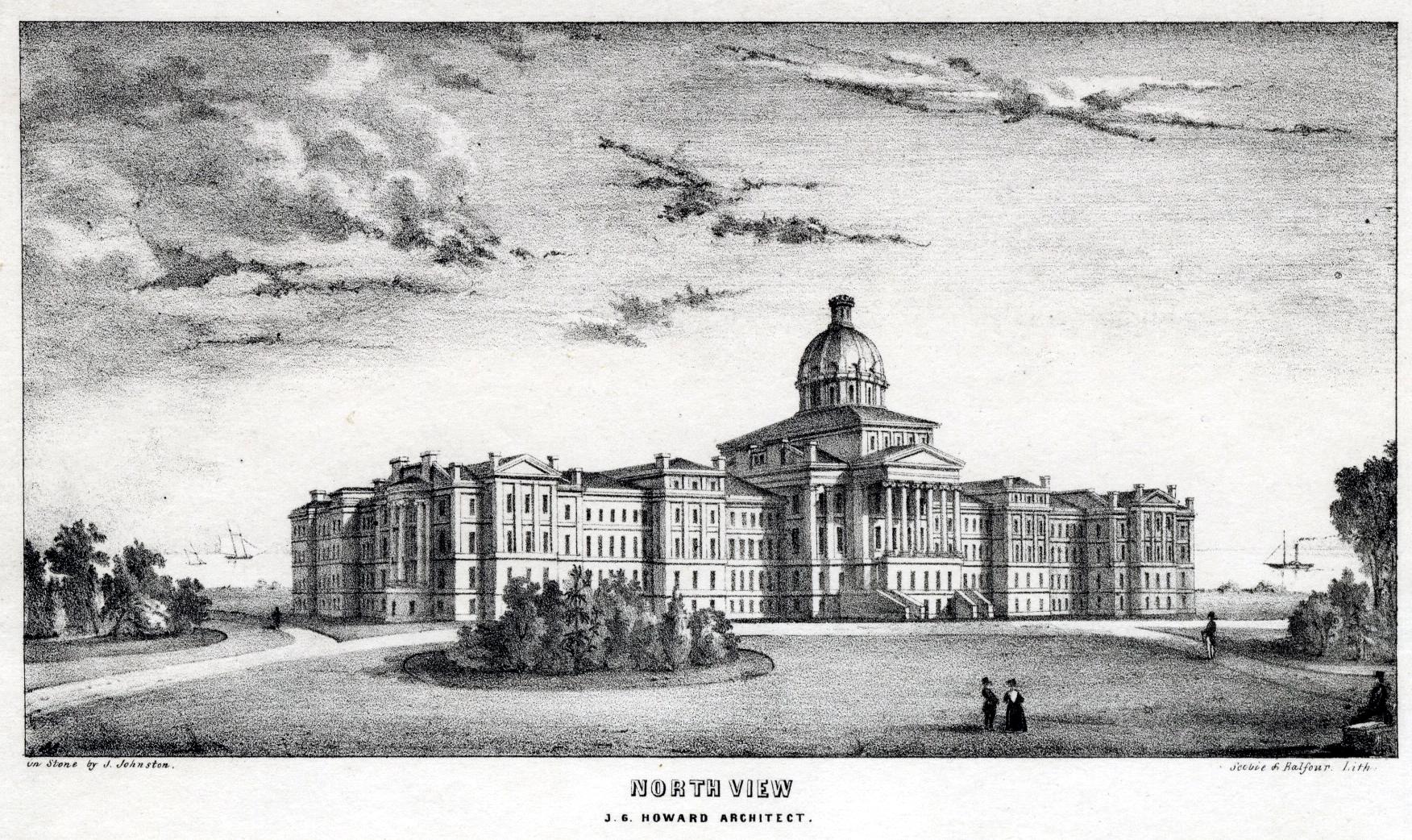 Upper Canada (Ontario) Insane Asylum Inmates